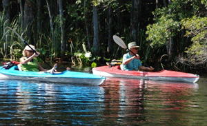 Suwannee Kayaking